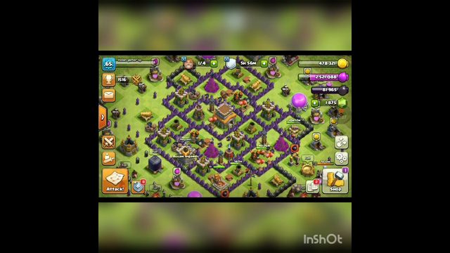 Th8 hybrid atteck | Best hybrid army for war and other attecks |@gamer boy #coc