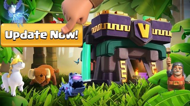 NEW UPDATE ! Maintenance Break Coming in Clash of Clans