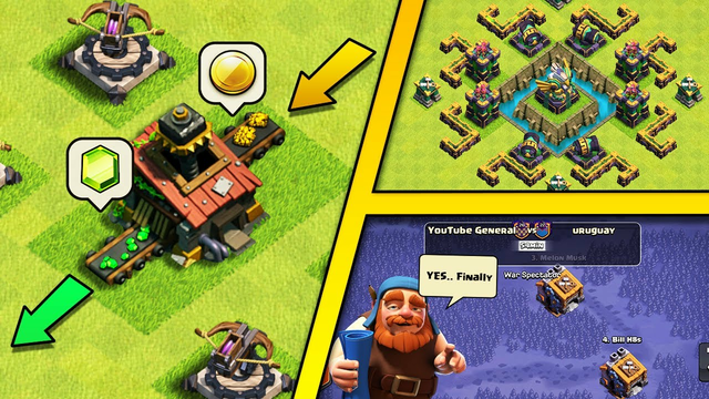 5 Coolest Update Ideas That MUST Be Added To Clash of Clans