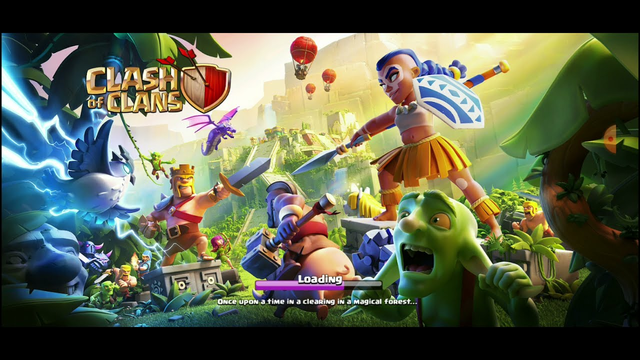 Starting from start   Clash of clans Gameplay ( COC gameplay )   Gameplay #1