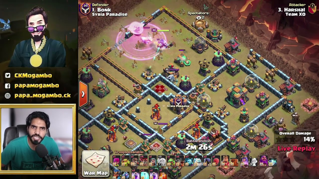 Immortal Child Of Super Witch In Clash Of Clans   Coc