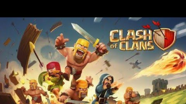 Clash Of Clans : TH 9.5 Attack in War With Dragon and lingting spell : Air Best Attack