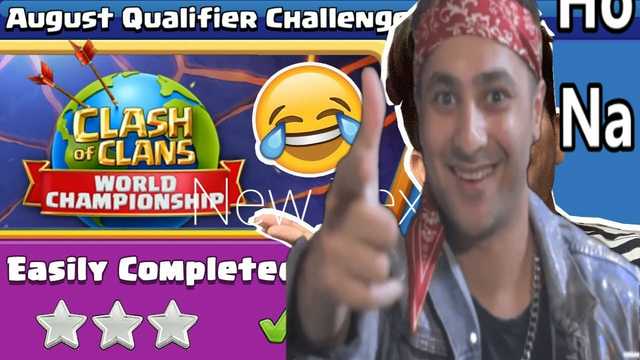 Supercell Gave us Impossible Challenge - August Qualifier Challenge Clash of clans - Neal Gamer