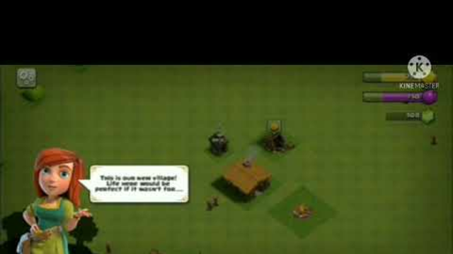 clash of clans game gameplay with voice||part 1 video||who won||soldiers or globligs