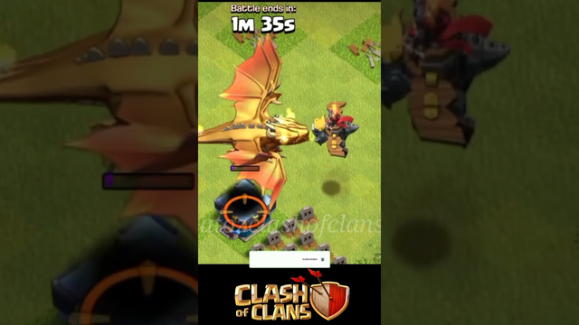 Dragon Rider vs Dragon Tower || In Which Best || #clashofclans #coc #youtubeshorts #shorts ....
