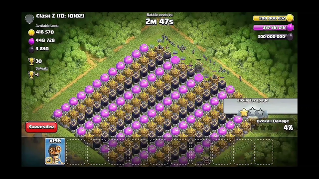 Goblins vs Full Storage BASE Full With LOOT | Clash of Clans