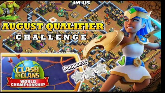 How to Beat the August Qualifier in Clash of Clans 2021