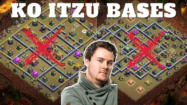 HOW TO 3 STARS ITZU 2021 BASES [COC]