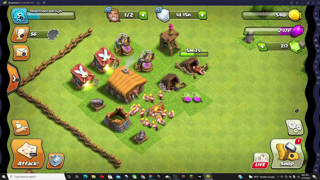 Clash of Clans episode 2 Town hall 3