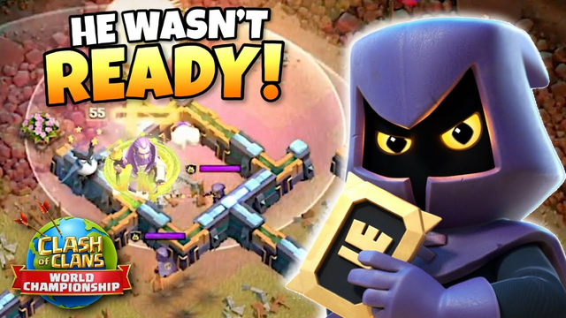 Warden Walk's WORST NIGHTMARE! Will this END their chances for Clash Worlds?! Clash of Clans eSports