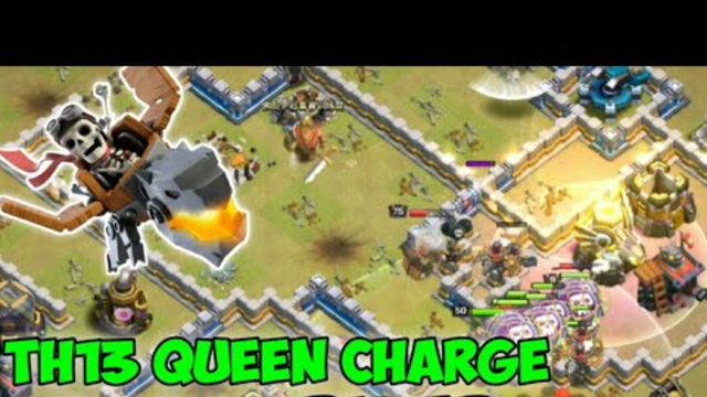 Best Th13 Attack Strategy | Qc. Dragon Rider | Clash of Clans |