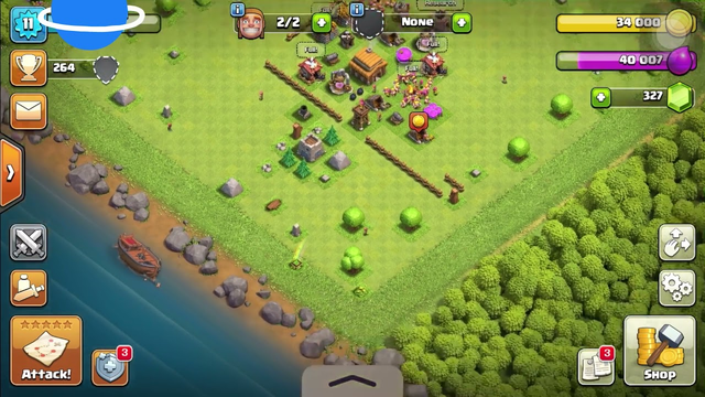 Buy Clash of Clans Account - Town Hall 4 - Sold #176
