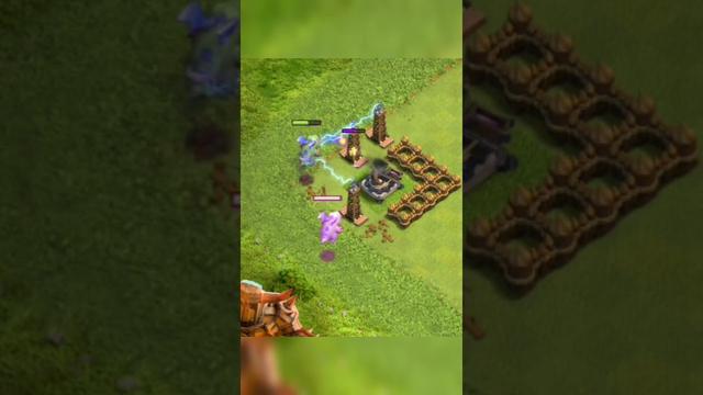 xbow hidden Tesla vs max level baby dragon clash of clans