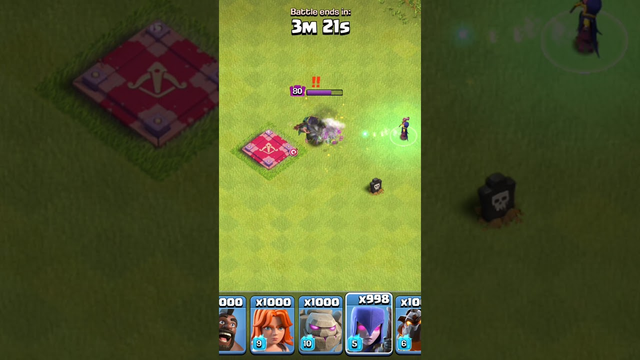 Max Archer Queen vs Max Witch | Clash of Clans |