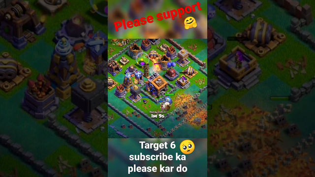 clash of clans #short video