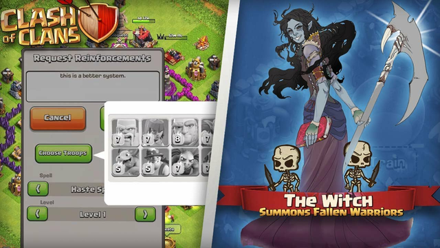 12 FAN IDEAS That Were Added to Clash of Clans (Part 2)