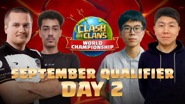 Clash Worlds September Qualifier Day 2 | Clash of Clans