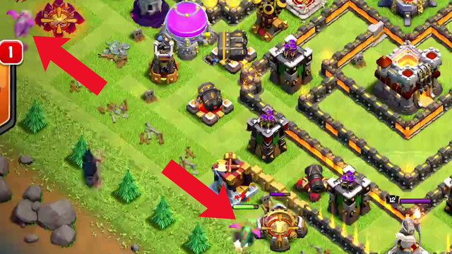 100% WIN Farming Strategy for TH11 Clash Of Clans [NO SKILL REQUIRED]
