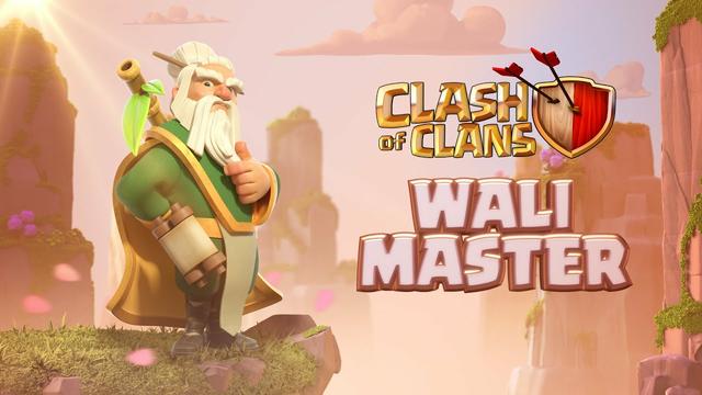 Wali Master Tiba! (Tantangan Musim Clash of Clans)