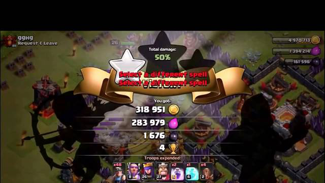 Clash Of Clans   ALL MINERS vs TOWN HALL 11! NEW INSANE GAME PLAY!   MAY 2016 UPDATE!