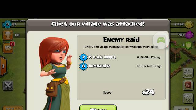 GOOD-BYE!!!!!|Clash of clans 2