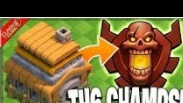 My Town Hall 6 is in Champs League! Clash of Clans