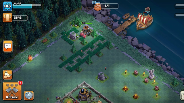Clash Of Clans (Ready To Attack)