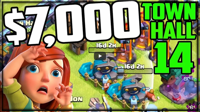 The RETURN of the $7,000 Clash of Clans Account!