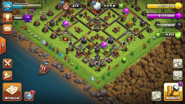 Clash of clans : Farming TH10 without heroes pt1