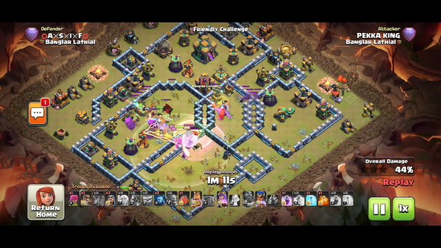 Clash Of Clans || TH 14 Best Attack V4