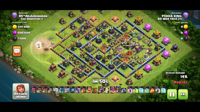 Clash of Clans || TH 14 Best Attack V2