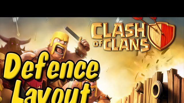 Clash of Clans - BEST Defence Layout for Level 7 Town Hall