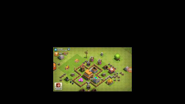 Clash of clans game play #1 First VIDEO