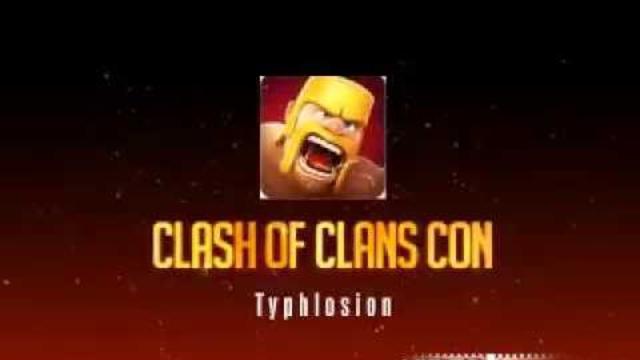 intro de clash of clans