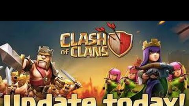New clash of clans UPDATE !!! (spoof)