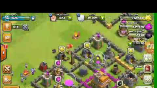 Let's play clash of clans #1