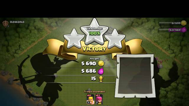 Clash of clans challenge