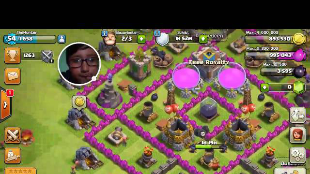 Clash of Clans Part (1/2)