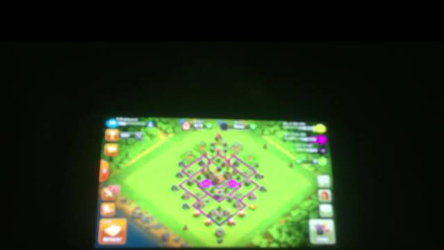 My first Clash Of Clans VID