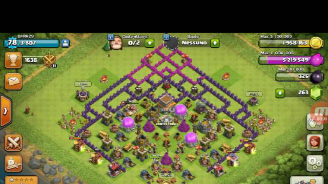 Clash of clans #5 episodio : P.E.K.K.A al 3