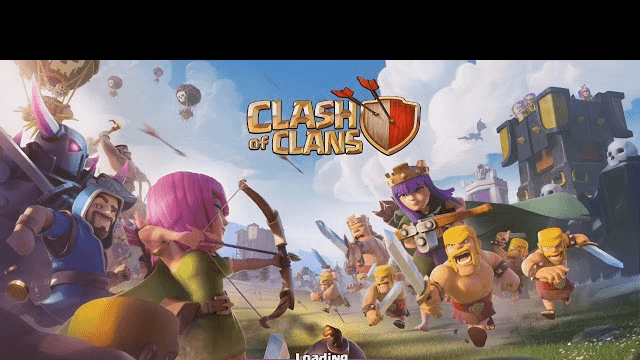 Clash of Clans : Best Loot 'n' Raid, Epic Th9 3 star Attack !