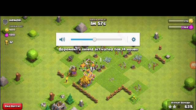 (Primul video ) clash of clans prezentare