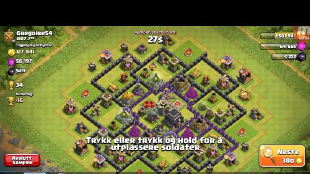Clash of Clans-War Recap and Raid!