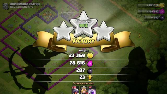 First Clash Of Clans Video