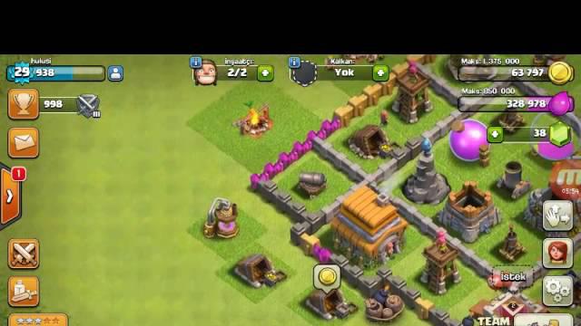 Clash of clans  # 2