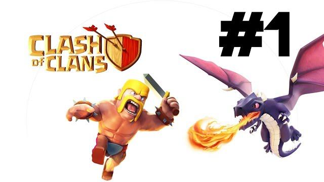 Zatial som profik | Clash of Clans #1 | Tastiik