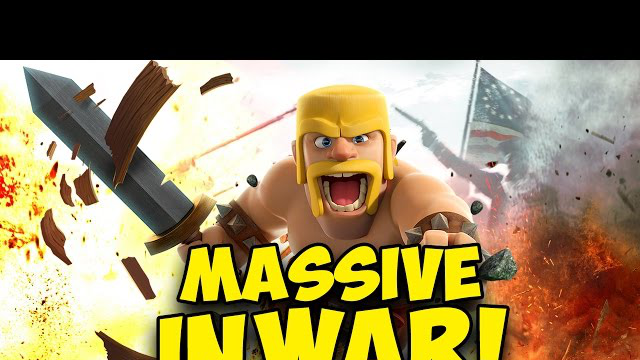 Clash of Clans | MASSIVE WAR #276 - Medan 13-4 | WQ+BOWLERS World Premiere