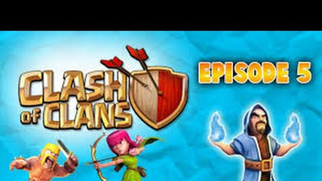 clash of clans ita prima war sul canale let's play ep #05