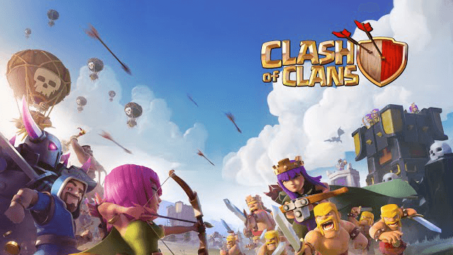 Clash Of Clans - Live