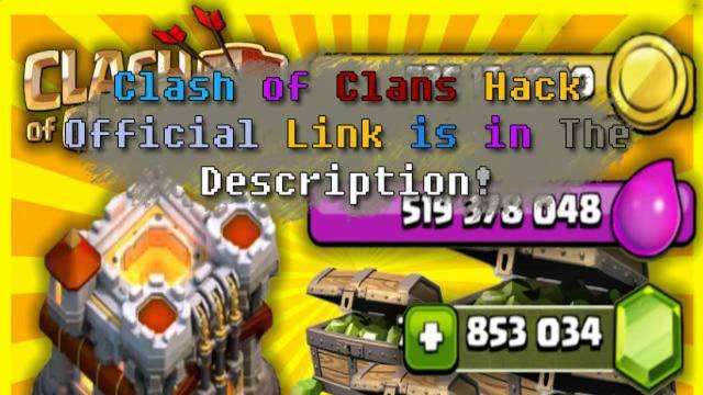 clash of clans elixir cheat